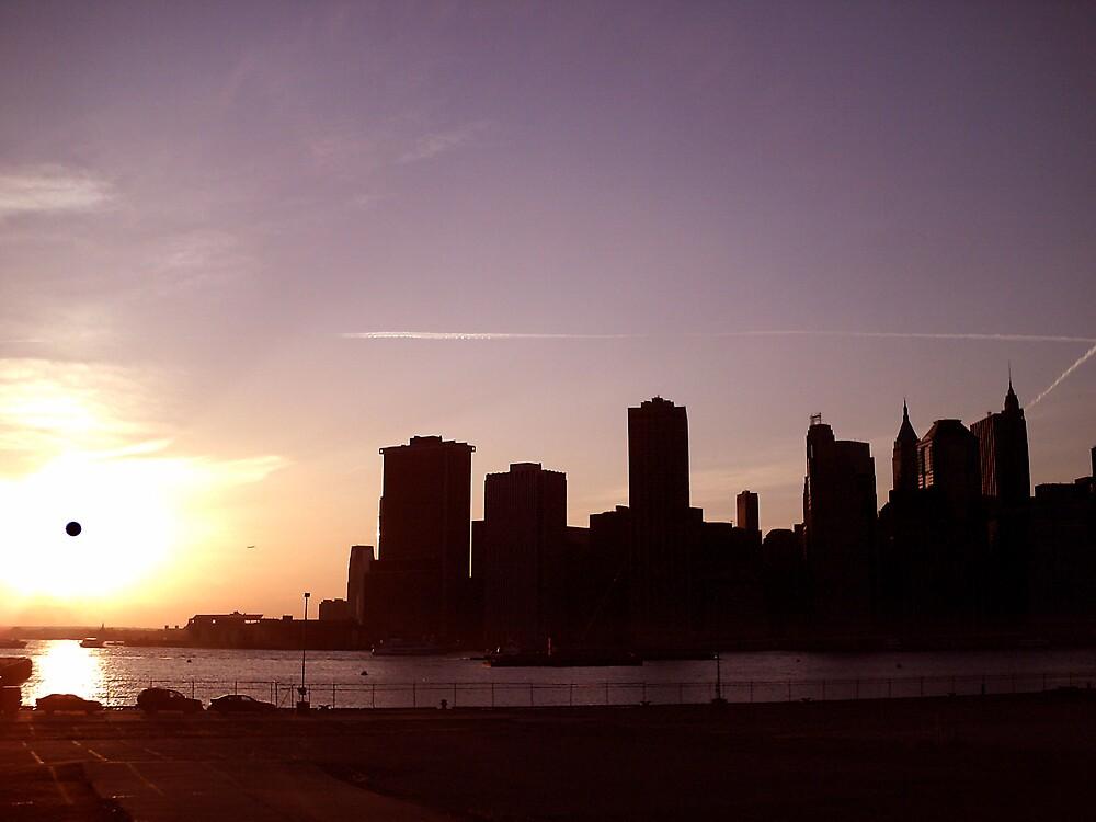 New York I by Daniel Field