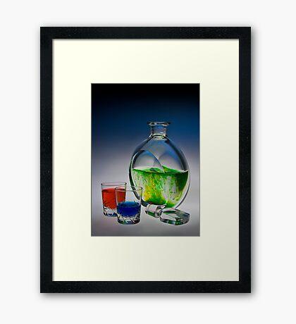Glassware 1 Framed Print