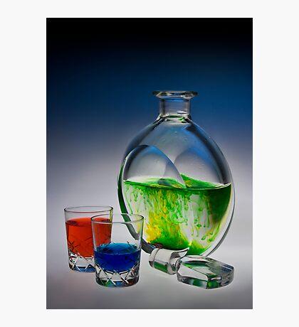 Glassware 1 Photographic Print