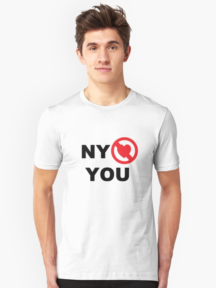 NY </3 YOU by CanCer