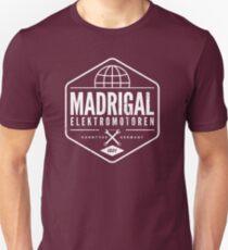 Madrigal Elektromotoren (Aged look) T-Shirt