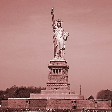 Miss Liberty by dfield