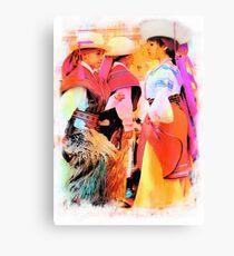 Cuenca Kids 884 Canvas Print
