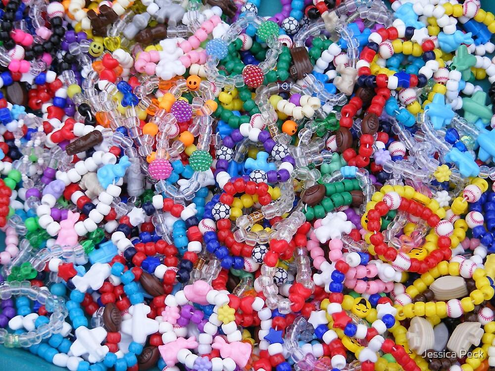 Beads A Plenty by Jessica Peck