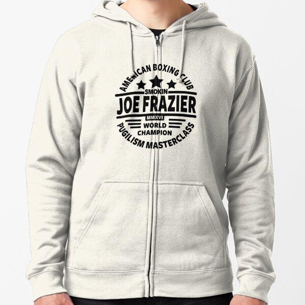 Joe Frazier 1971 Madison Square Garden Fight Sweatshirt Jumper Sweater