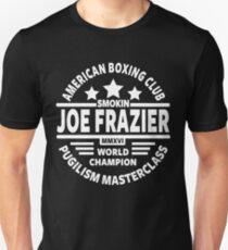 d5fdefdaae53 Smokin Joe Frazier T-Shirts | Redbubble