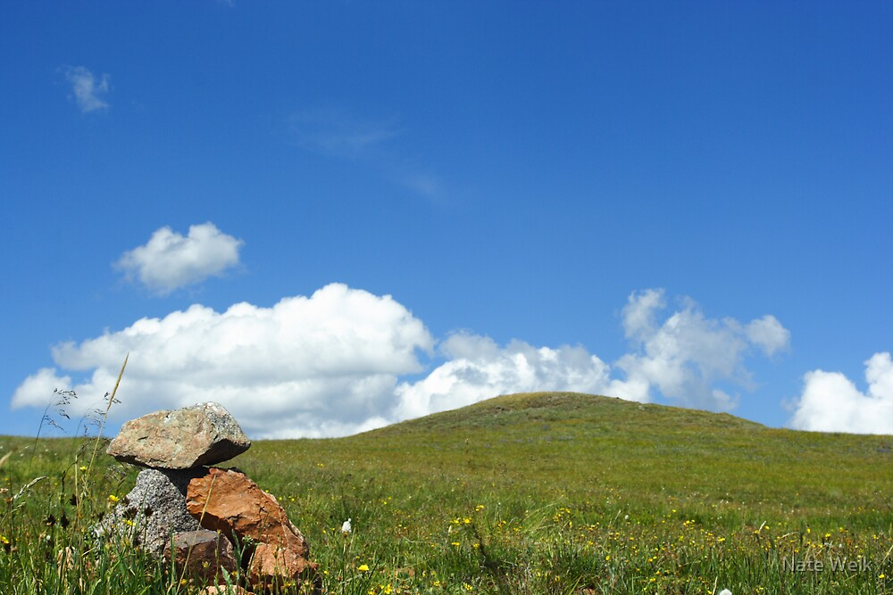 Cairn by Nate Welk