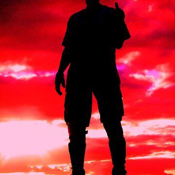 Nomad Dawn by kooljunk