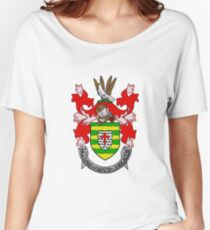 Donegal County Coat of Arms Women's Relaxed Fit T-Shirt