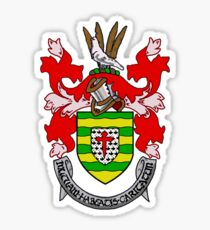 Donegal County Coat of Arms Sticker