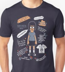 Tina Quotes Unisex T-Shirt