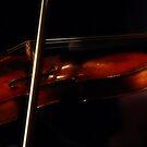Violin by Edward Shepherd