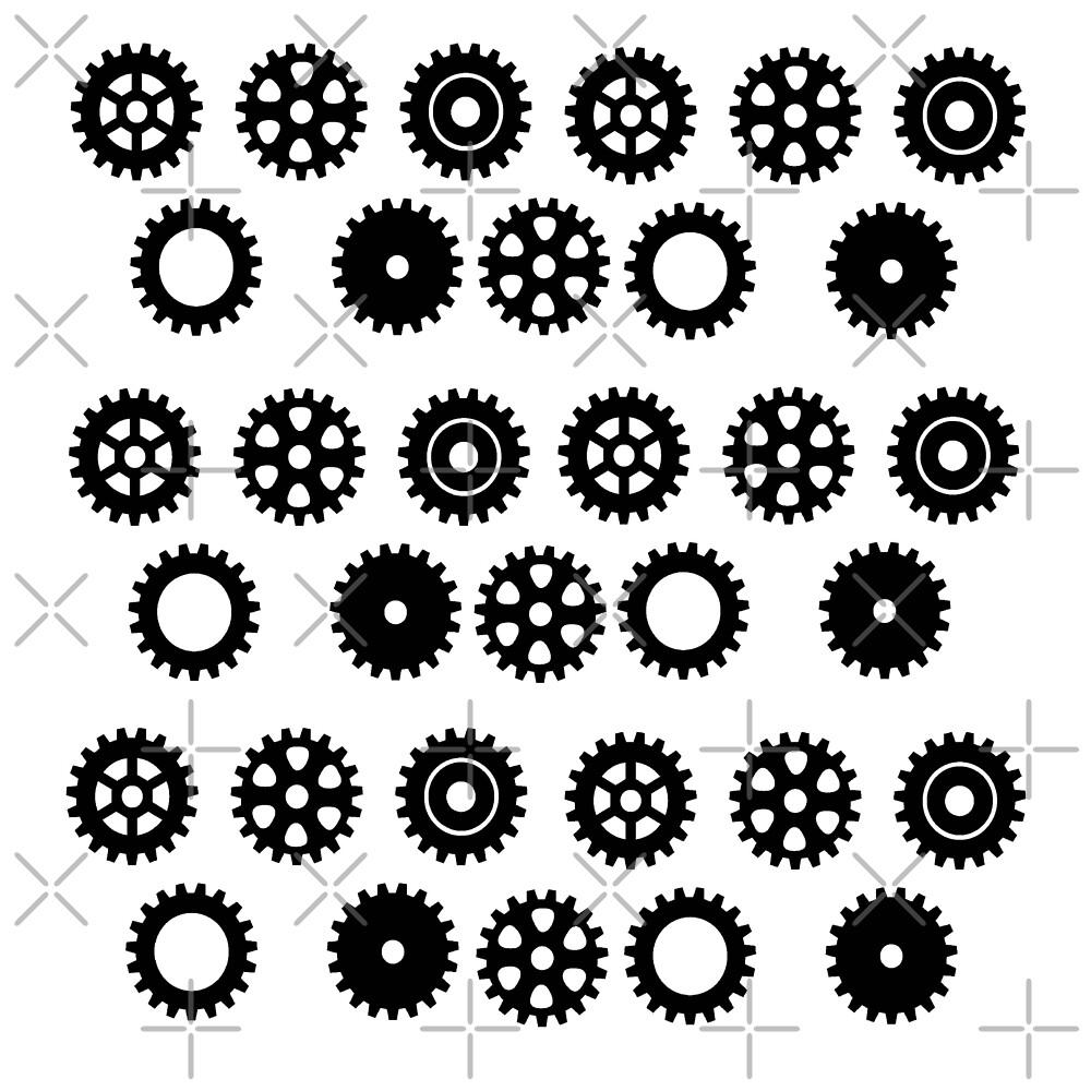 Gears by Artisimo