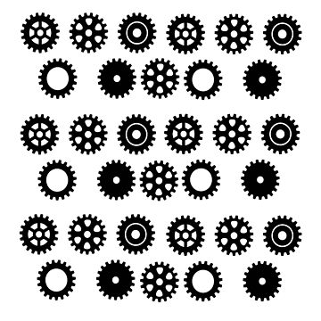 Gears by Artisimo