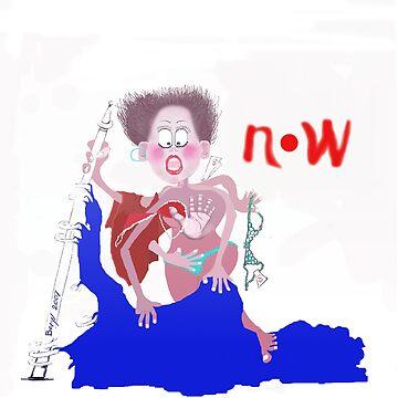 "FUN Card  "" NOW "" by beryl"