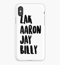 GA crew Phone case  iPhone Case/Skin
