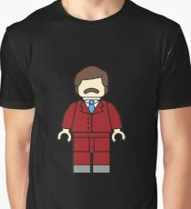 anchorman Graphic T-Shirt