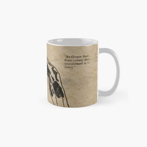 The Metamorphosis by Franz Kafka Classic Mug