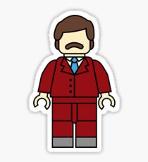 anchorman Sticker
