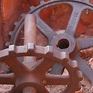 Rusty Gears by Terry Best