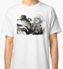 Ryu and Ken WHITE BACKGROUND BEST Classic T-Shirt