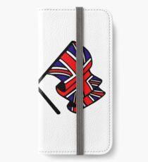 US & UK Crossed Flags iPhone Wallet/Case/Skin