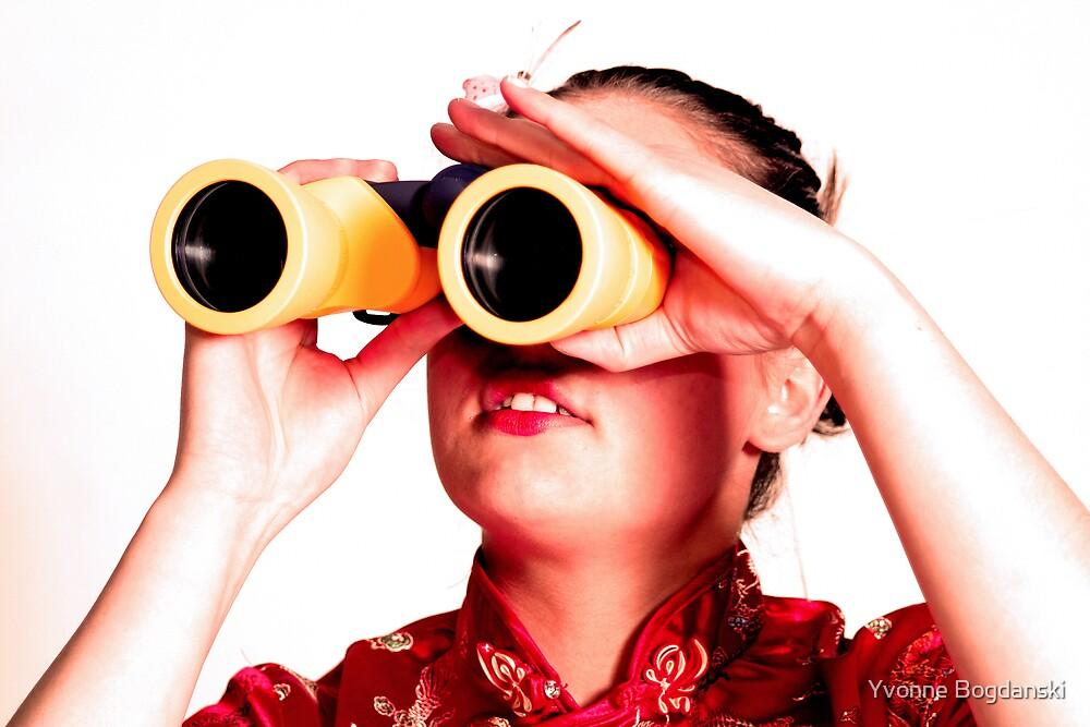 Spyglasses by Yvonne Bogdanski