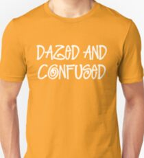 Dazed and Confused stickers Unisex T-Shirt