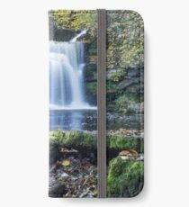 West Burton Falls iPhone Wallet