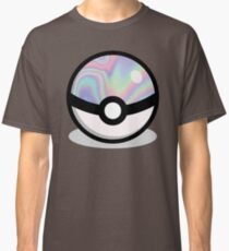 Holographic Pokeball Classic T-Shirt