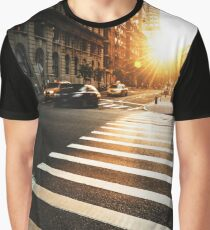 fifth avenue in nyc Graphic T-Shirt