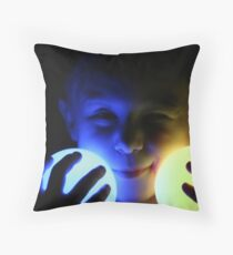 daemonic  Throw Pillow