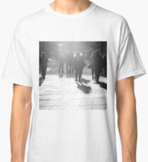 Pedestrians in Helsinki Classic T-Shirt