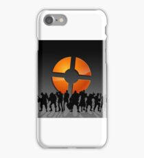 Team Fortress 2 All Classes iPhone Case/Skin