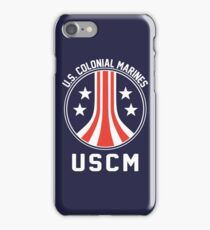 USCM US Colonial Marines iPhone Case/Skin