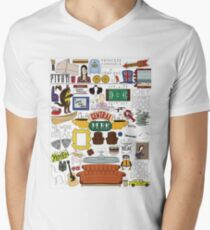 Friends Icons T-Shirt
