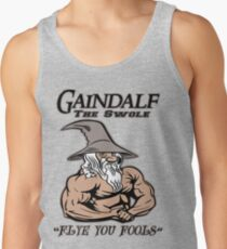 Gaindalf The Swole Tank Top