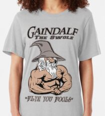 Gaindalf The Swole Slim Fit T-Shirt