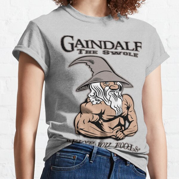 Gaindalf The Swole Classic T-Shirt