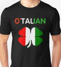 St Patricks Day Italian - O'talian T-shirts T-Shirt
