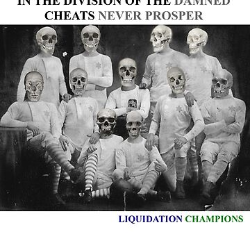 Cheats Never Prosper by thatdavieguy