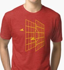 Falcon Target System Tri-blend T-Shirt