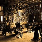 0644 The Workshop by DavidsArt