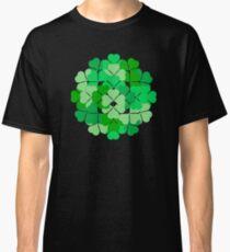 Lucky shamrocks Classic T-Shirt