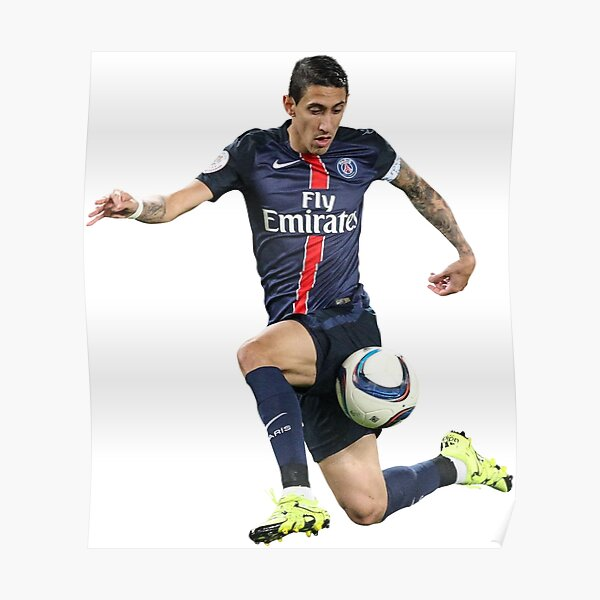 angel di maria meilleure image Poster