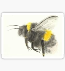 Mr Bumble Sticker