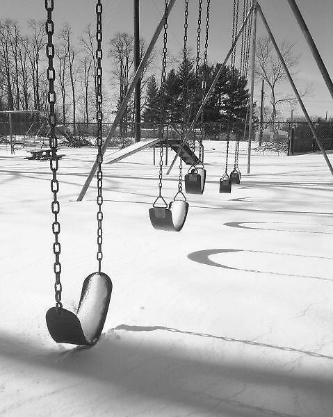 swings by Mina