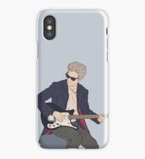 The Twelfth Doctor iPhone Case/Skin