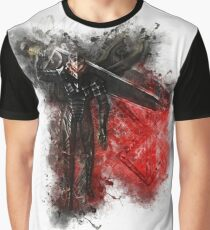 Guts - Berserk Graphic T-Shirt