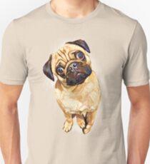 Head Tilt - Teddy the Pug T-Shirt